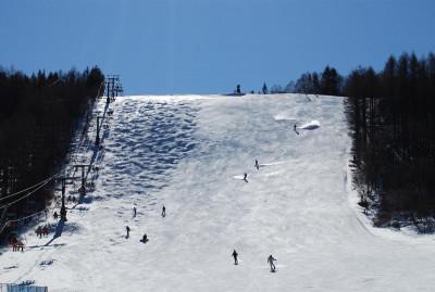 2 in 1 スキー場