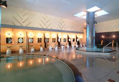 千勝の湯 大浴場