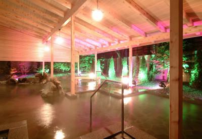 清涼の湯 露天風呂