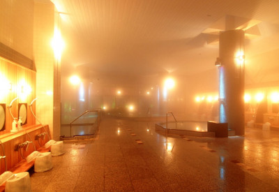 清涼の湯 大浴場