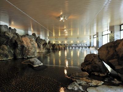 大岩石風呂