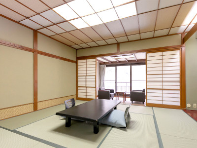 柳の館 和室1