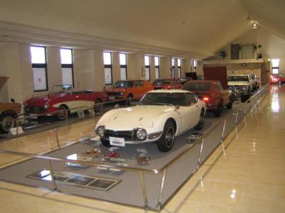 伊香保おもちゃと人形 自動車博物館
