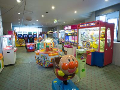別館3階 ゲームコーナー