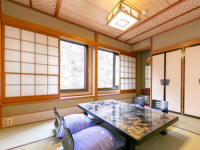 柳の館 和室3