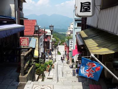 伊香保石段街