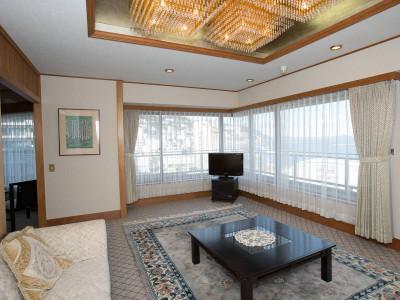 貴賓室一例