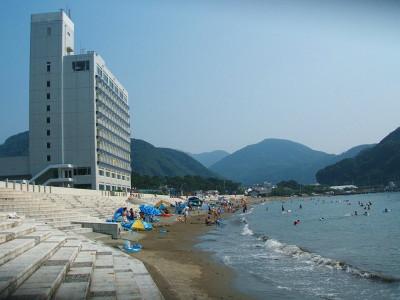 松崎海水浴場