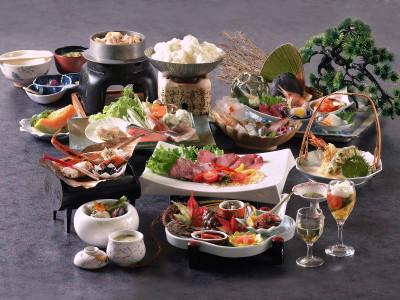 宴会料理 雅膳一例