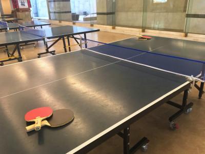 別館1階 卓球コーナー