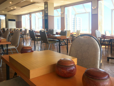 本館11階 囲碁・将棋コーナー