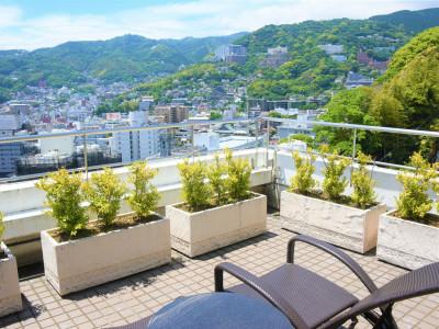 9階 客室からの景観