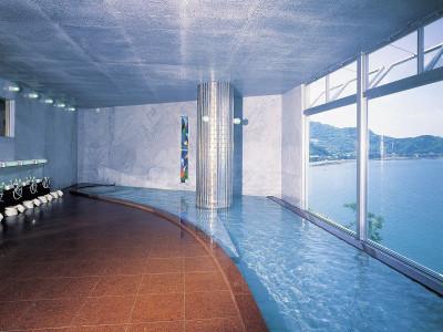 女性大浴場『銀山』