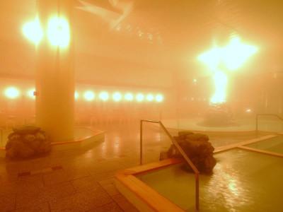 大浴場・千勝の湯 内湯