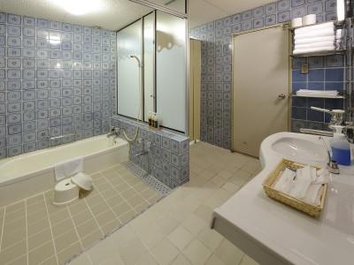 コテージ バスルーム