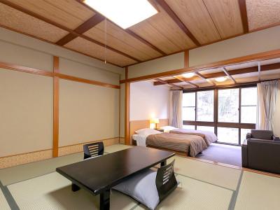 柳の館 和洋室