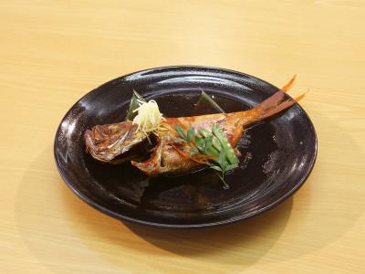 別注料理 金目鯛の姿煮