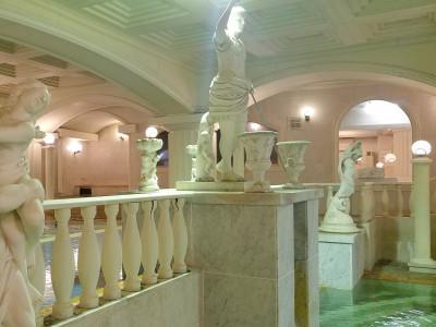 大浴場ローマ風呂