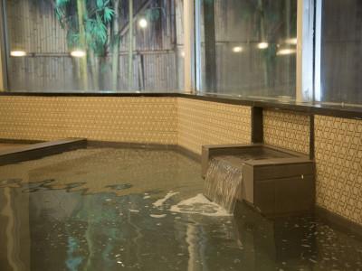 大浴場 真湯浴槽