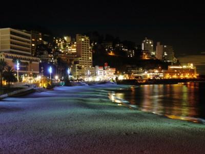 サンビーチ夜