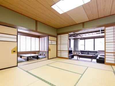 柳の館 和室4