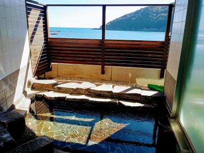1階温泉露天風呂