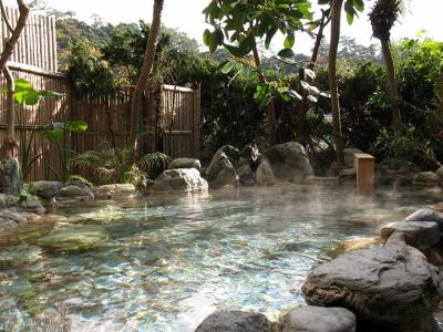 2階温泉露天風呂
