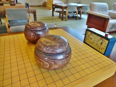 囲碁コーナー(休憩室)