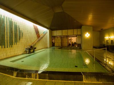 本館地下2階 大浴場