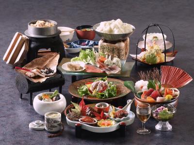 宴会料理 渚膳一例