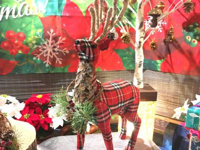 ロビー クリスマス