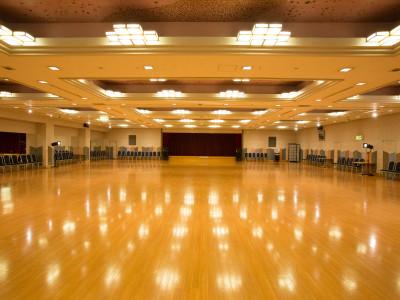 別館2階 ダンスホール