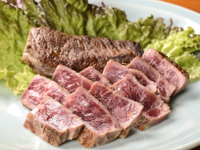 【別注料理】黒毛和牛A5ランクステーキ