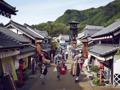 日光江戸村1