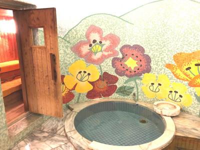 花のお風呂サウナ・水風呂