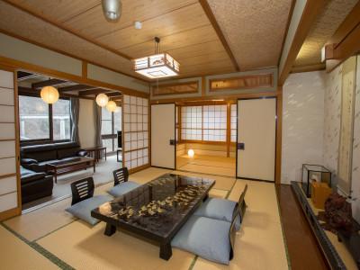 柳の館 和室2