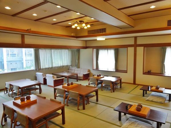 囲碁・休憩室