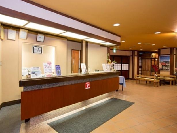 国宝松本城に近い浅間温泉です