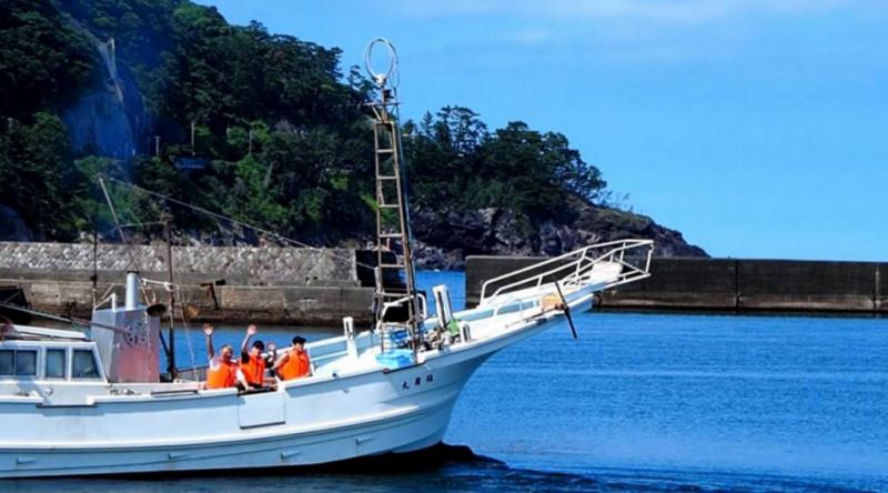 漁船クル-ジング